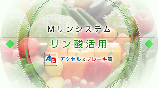 「アクセル&ブレーキ」篇