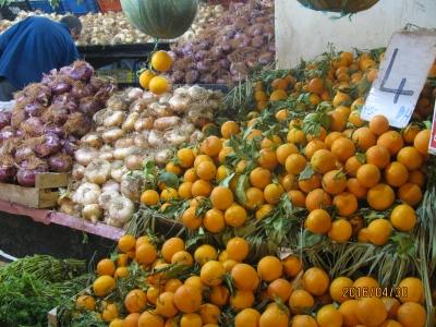 モロッコ市場