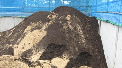 バーク・モミガラ堆肥